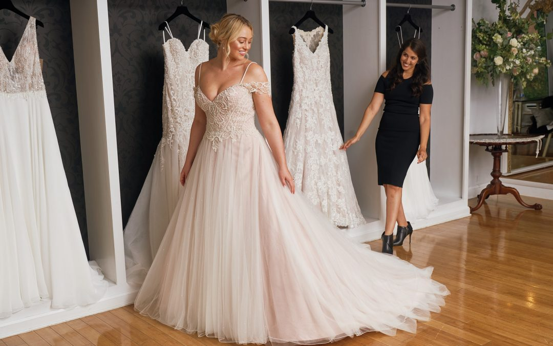 """SAYING """"YES"""" TO THE DRESS"""